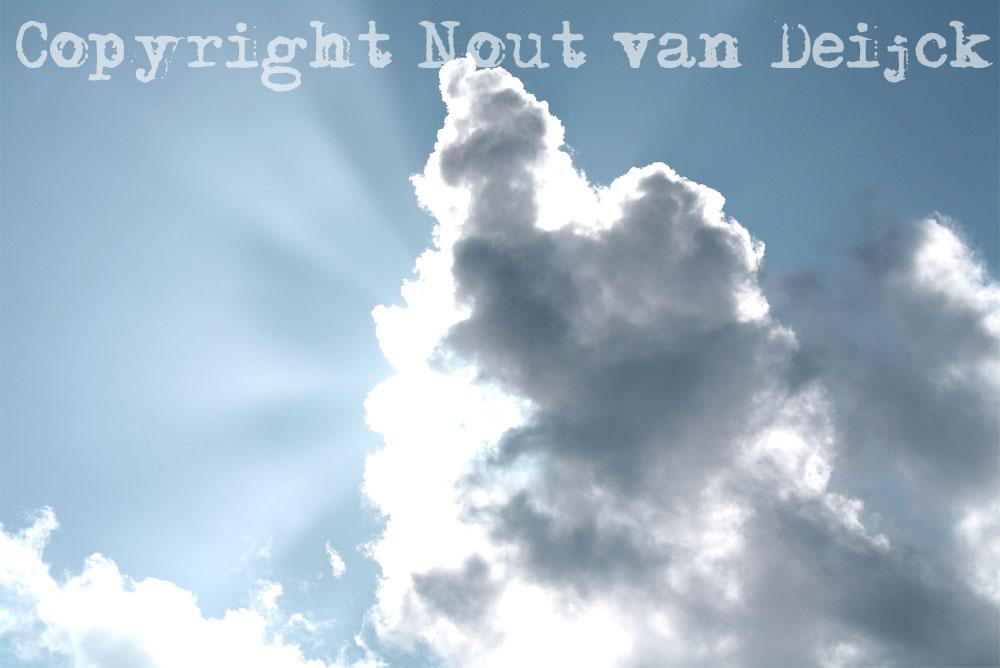 Blue skies in Zeeland...
