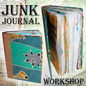 Live workshop: Junk Journal maken