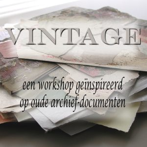 Live workshop: Vintage